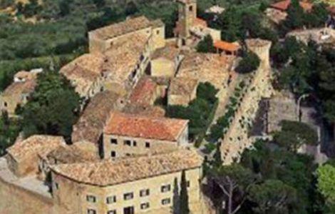 Montegridolfo borgo